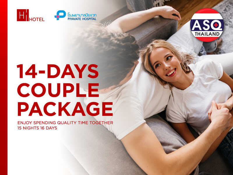 14 Days Couple Package